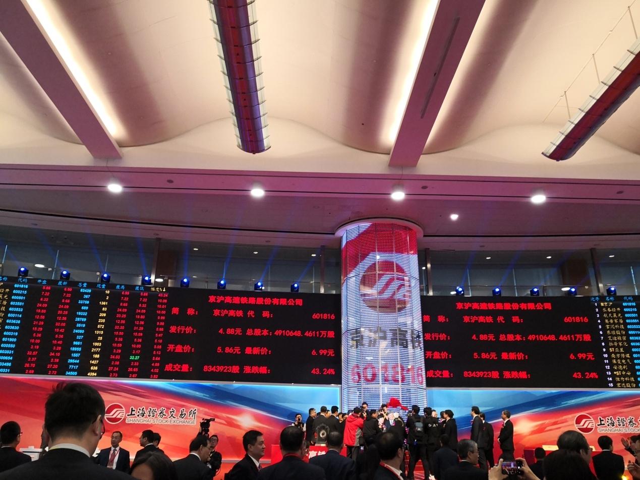 大江东|京沪高铁上市透视:保险资本服务实体经济,多赢!