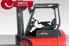 林德二手车ios万博下载 E20P 2吨电动平衡重ios万博下载
