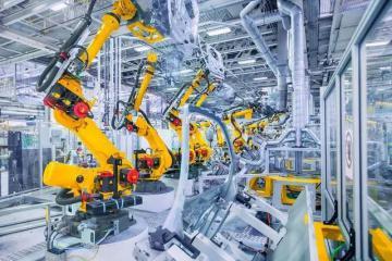 【分析】从疫情看我国工业机器人及智能制造产业发展