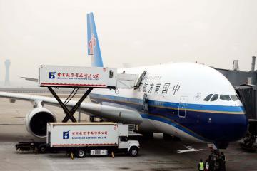 民航局:本周我国国际货运航班量达1195班 超过疫情前