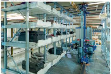 独立装载系统ICS在机场行李处理系统的应用