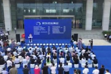 打造中国跨境保税直播电商总部基地