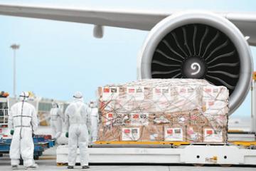 商务部介绍中国防疫物资出口相关情况