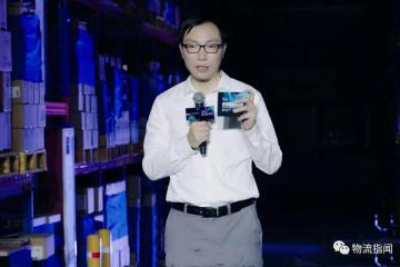"""万霖:将菜鸟打造成万博体育官网登录网页版网络的""""水电煤"""""""