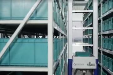 【视频】箱式仓储机器人A24