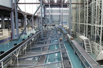自动化仓储管理解决方案分析,大幅度减少仓库人员工作量