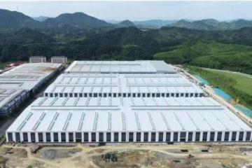 杭叉二期项目已完成主体建设  预计9月试生产