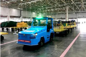 驭势科技助力湖南机场落地国内首个空港货运无人驾驶技术
