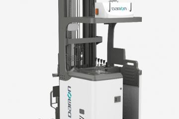 德马科技首发万博体育官网登录网页版机器人产品--以极致性价比革新AGV设备
