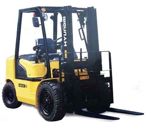 HD30G-08欧Ⅱ排放标准