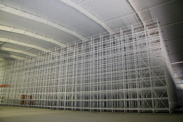 北京高科钢结构货架