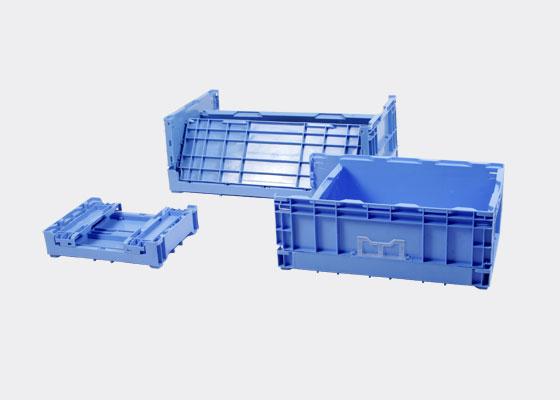EPO系列内倒式可折叠周转箱