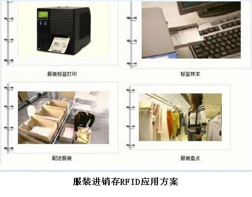 服装进销存RFID应用方案