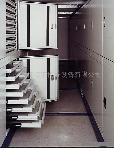 中量型电动式移动柜
