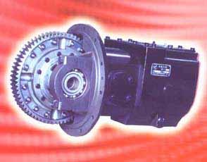 机械传动变速箱