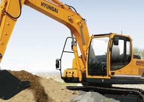 R150LC-9 履带式挖掘机