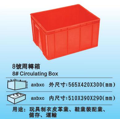 龙华塑料周转箱(深圳)