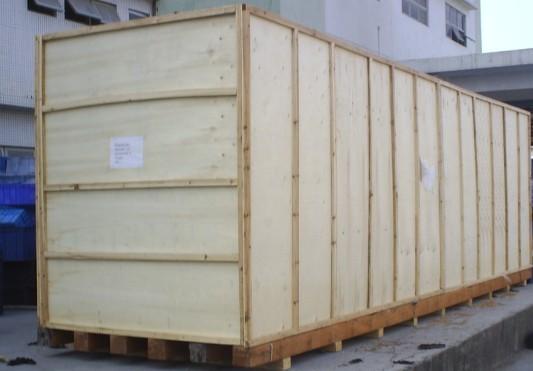 观澜万博体育官网登录网页版木箱包装 海运防潮木箱
