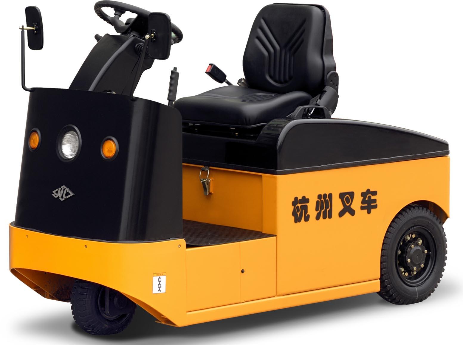 J系列2-6吨电动牵引车