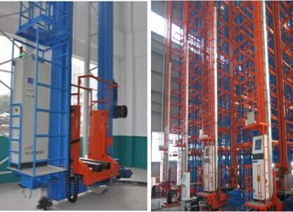 OMH托盘堆垛机 Unit-Load Stacker Crane