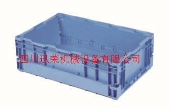 厂家批发塑料折叠周转箱