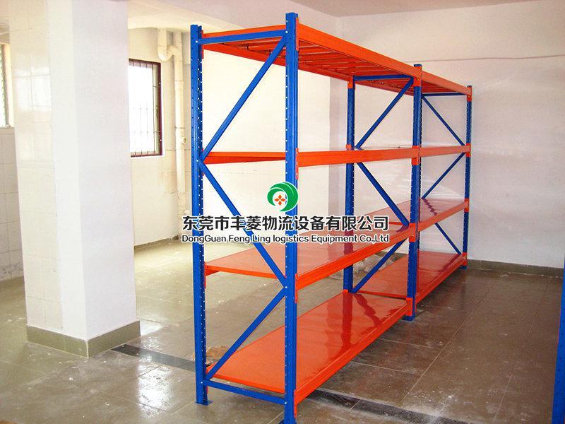 东莞市丰菱万博体育官网登录网页版设备 中型货架