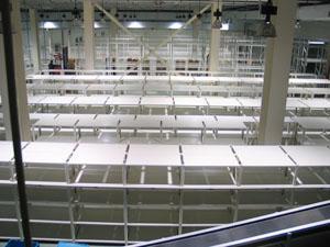 北京高科钢结构货架 高科万博体育官网登录网页版科技