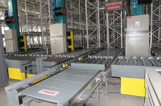 北京高科入出库输送系统 输送分拣系统