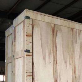 现场打包木箱   大型真空木包装箱  万博体育官网登录网页版封闭式木箱