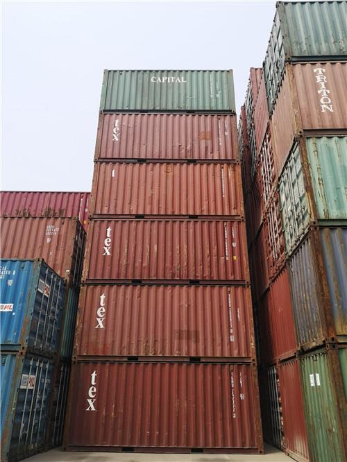天津北京河北二手集装箱 仓库集装箱出售 创意集装箱改制等