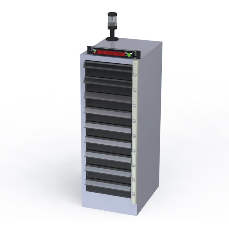 抽屉柜防错拣货系统SW  防错功能的抽屉柜