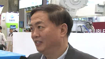 访北京伍强科技有限公司 尹军琪总裁